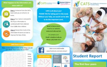 Student report 2016