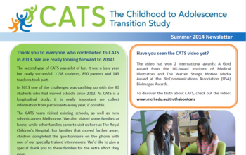 CATS Newsletter 2014