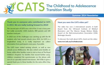 CATS Newsletter 2014