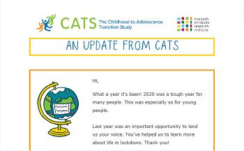 CATS Newsletter 2021